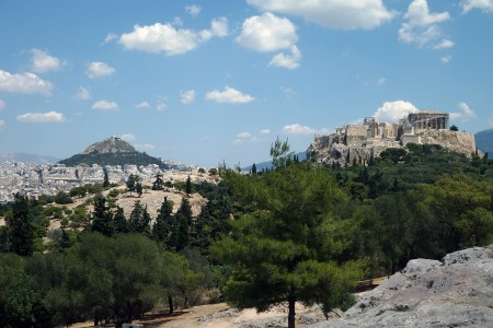Athens Hills: Urban Hiking Guide