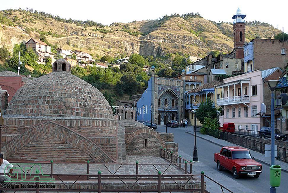 Дома в тбилиси фото