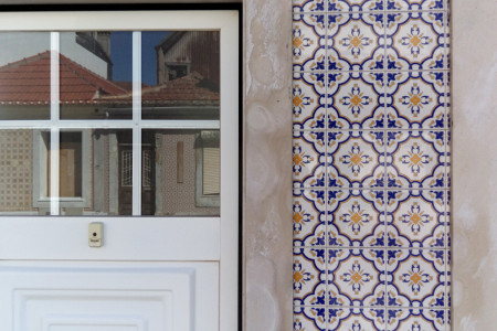 Azulejos: Patterns of Aveiro