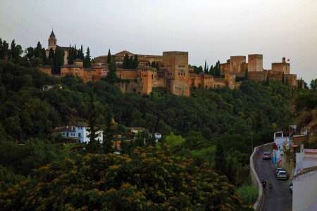 Granada: The First Three Weeks