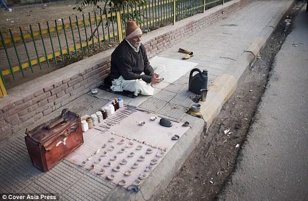 Delhi S Street Dentist