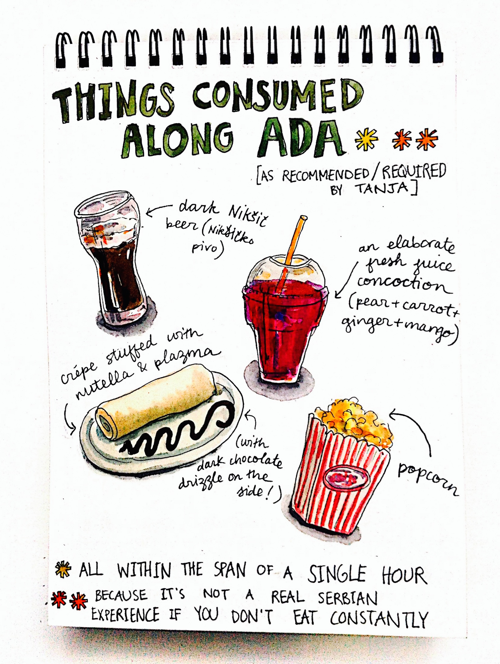 05things consumed along ada