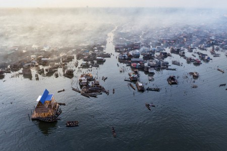 Lagos: Makoko - A Suburb on the Water
