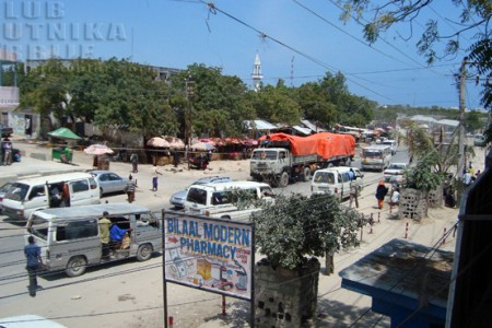 Two weeks in Mogadishu, Somalia