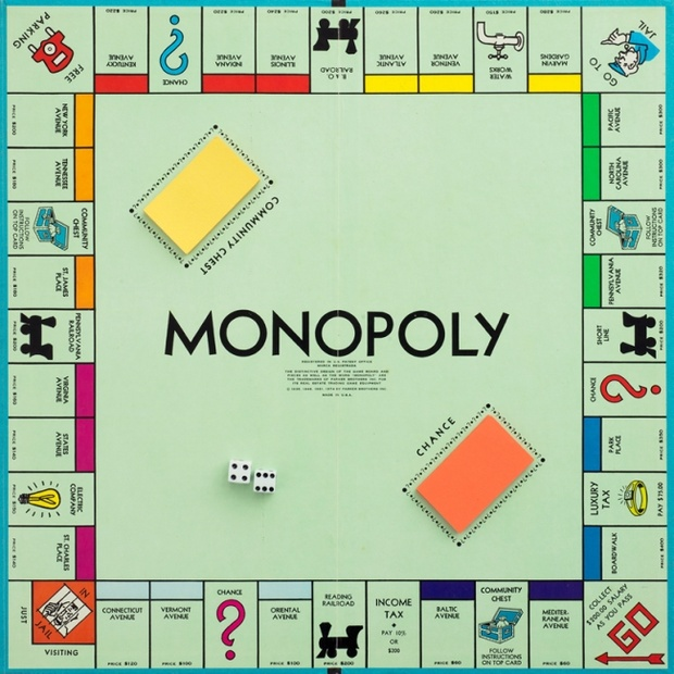The Avenues Of Monopoly Captured In Pictures