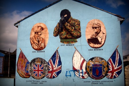 Murals of Northern Ireland
