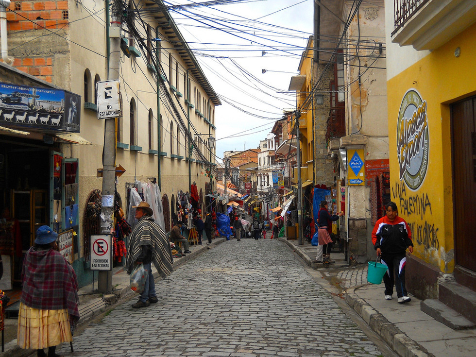 Bolivia S Witch Market