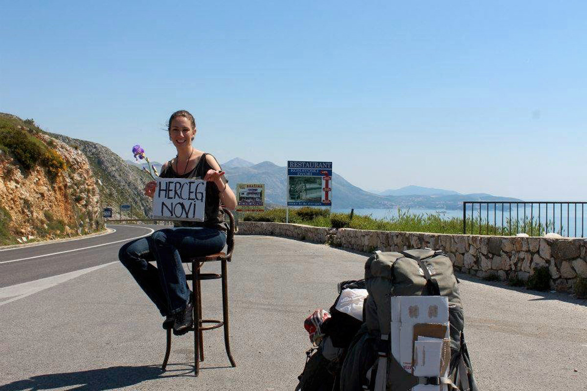 36 Tips for a Solo Female Hitchhiker
