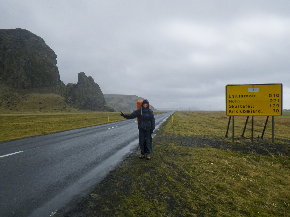Can hitch-hiking survive the 'sharing economy'?